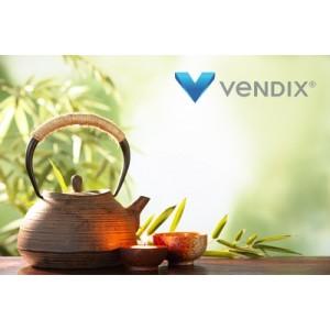 Herbata zielona Truskawki w Szampanie na bazie China Sencha