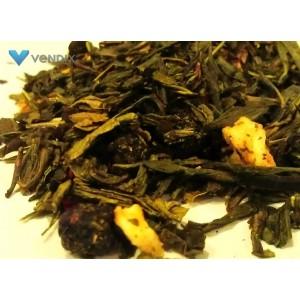 Herbata Zielona Bora Bora na bazie China Sencha