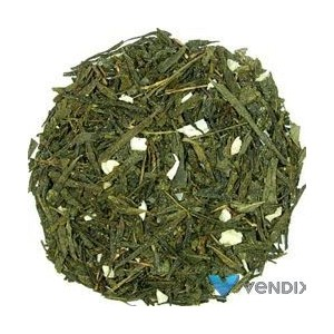 Herbata zielona Imbir i Limonka na bazie China Sencha