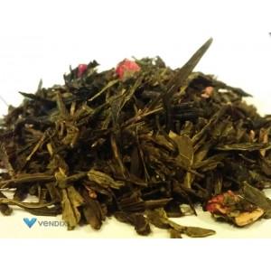 Herbata zielona  Jogurtowa na bazie China Sencha