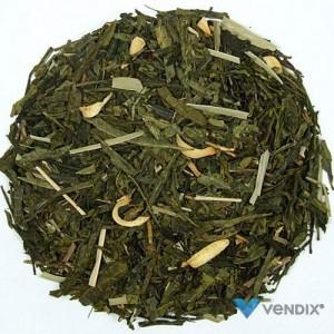 Herbata zielona Kaktusowa na bazie China Sencha