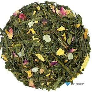 Herbata Fujian Czerwona Róża Delicja